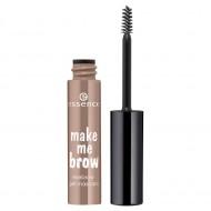 Гелевая тушь для бровей Make Me Brow Eyebrow Gel Maskara Essence 01 blondy brows: фото