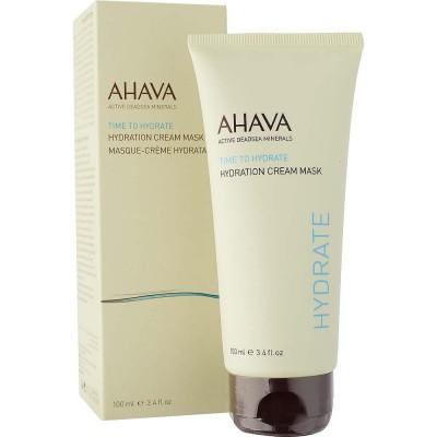 Увлажняющая крем - маска Ahava Time To Hydrate 100 мл: фото