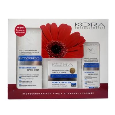Набор Интенсивное увлажнение и защита KORA: фото
