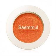 Тени для век мерцающие THE SAEM Saemmul Single Shadow Shimmer OR02 2гр: фото
