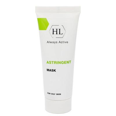 Маска сокращающая поры для жирной, нормальной и комбинированной кожи с акне Holy Land Astringent Mask 70 мл: фото