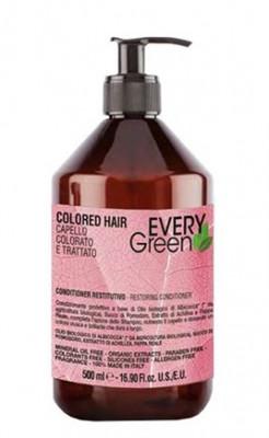Кондиционер для окрашеных волос Dikson COLORED-HAIR CONDIZIONANTE PROTETTIVO 500мл: фото