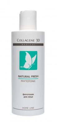 Фитотоник Collagene 3D NATURAL FRESH 250 мл: фото