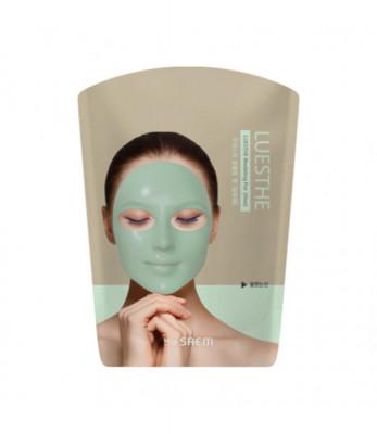 Маска для лица альгинатная THE SAEM Luesthe Modeling Pot [Aloe] 25гр: фото