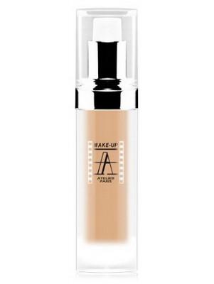 Тон-флюид перламутровый Make-Up Atelier Paris Radiance Foundation FLV1 Clear светлый 30 мл: фото
