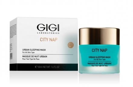 Маска Спящая Красавица GiGi City NAP Urban Sleepeng Mask 50мл: фото