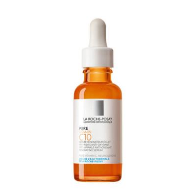 Сыворотка для обновления кожи Витамин С10 La Roche-Posay Vitamin C 30мл: фото