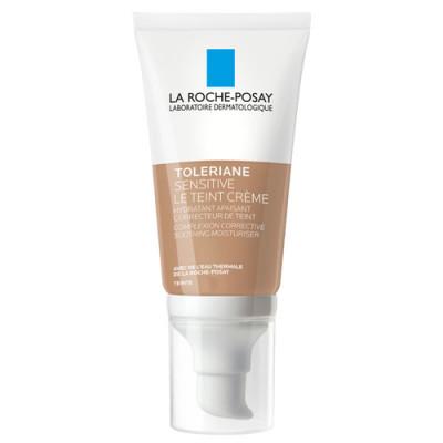 Крем тонирующий для чувствительной кожи La Roche-Posay TOLERIANE SENSITIVE LE TEINT натуральный оттенок 50 мл: фото
