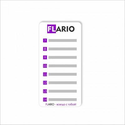 Планшет для ресниц Flario: фото