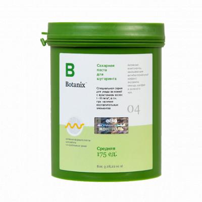 Сахарная паста для шугаринга средняя Gloria Botanix 0,8 кг: фото