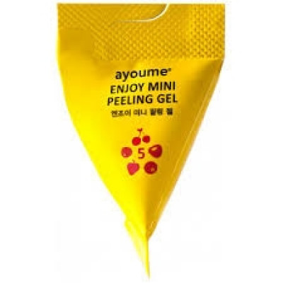 Гель-пилинг для лица AYOUME ENJOY MINI PEELING GEL 3г: фото