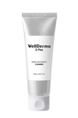 Увлажняющая пенка для умывания WELLDERMA G Plus Embellish Essence Cleanser 100 мл: фото