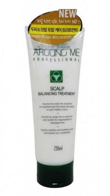 Кондиционер для волос и кожи головы WELCOS Around Me Scalp Balancing Treatment: фото