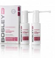 Усилитель роста волос для женщин (Миноксидил 2%) спрей Bosley For Women Hair Regrowth Spray 2% 60 мл*2: фото