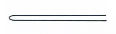 Шпильки прямые Sibel 70мм черные 50шт: фото
