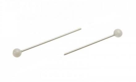 Шпильки для бигуди металлические Sibel 5,7см 20шт: фото