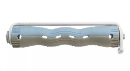 Коклюшки пластиковые серо-голубые Eurostil 80 мм 12шт: фото