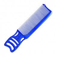 Расческа для барберов Y.S.Park YS-246 синяя: фото
