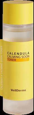 Тонер для лица КАЛЕНДУЛА WELLDERMA Calendula Calming Soon Toner 150 мл: фото