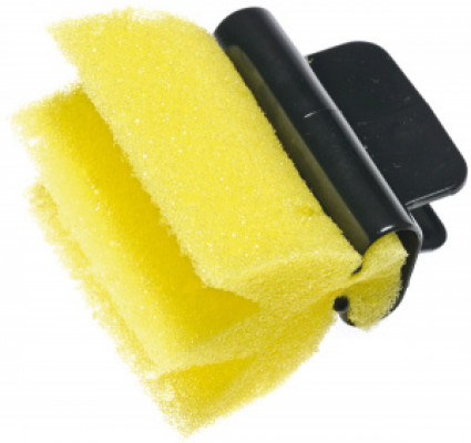 Комплект губок для химической завивки с держателем Sibel 3шт: фото