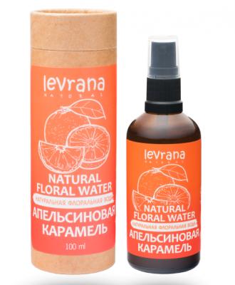 Флоральная вода для лица и тела Levrana