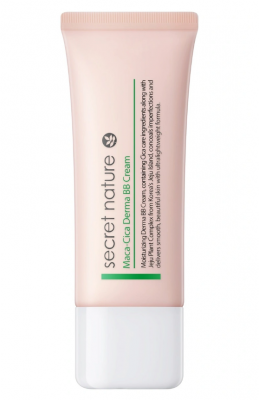 BB-крем успокаивающий Secret Nature Maca-cica derma bb cream SPF50 PA++ тон 23 40мл: фото