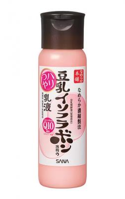 Молочко увлажняющее с изофлавонами сои Sana Soy milk haritsuya milk lotion 150мл: фото