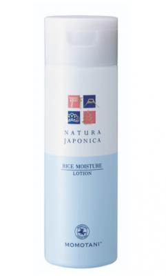 Лосьон с экстрактом ферментированного риса Momotani Nj rice moisture lotion 180мл: фото