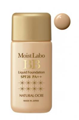 Основа тональная жидкая Meishoku Moist-labo bb liquid foundation тон 03 25мл: фото
