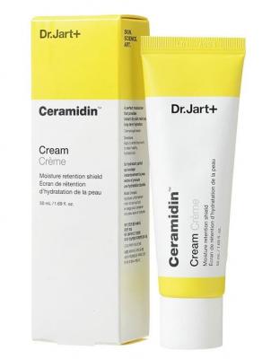 Крем для лица с керамидами Dr.Jart+ Ceramidin cream 50мл: фото